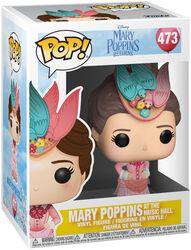Figurine En Vinyle Mary Poppins Au Music Hall 473