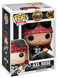 Figurine En Vinyle GN'R Axl Rose Rocks 50
