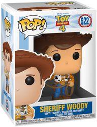 Toy Story 4 - Shérif Woody - Funko Pop! n°522