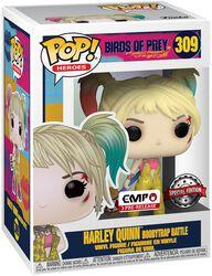 Harley Quinn Boobytrap Battle - Funko Pop! n°309