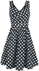 Robe Swing À Pois May Stylish