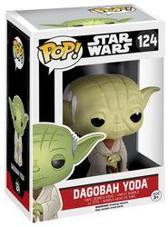 Figurine Bobblehead En Vinyle Dagobah Yoda 124