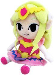The Wind Waker - Princesse Zelda