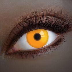 Orange Lumineux