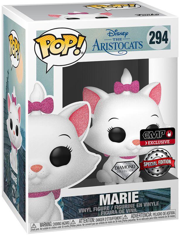 Marie (Édition Diamond) - Funko Pop! n°294