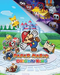 Paper Mario (The Origami King)