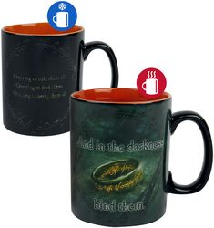 Sauron - Heat-Change Mug