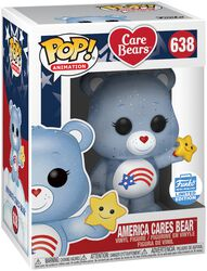 Bisounours America (Glitter - Funko Shop Europe) - Funko Pop! n°638