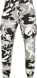 Pantalon de Jogging Camouflage Cargo 2.0