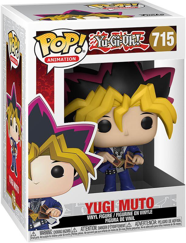 Yugi Muto - Funko Pop! n°715