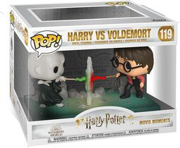 Harry VS. Voldemort (Movie Moment) - Funko Pop! n°119