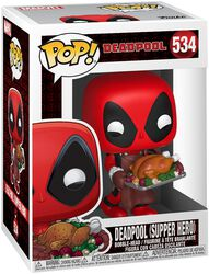 Deadpool (Supper Hero) (Holiday)  - Funko Pop! n° 534
