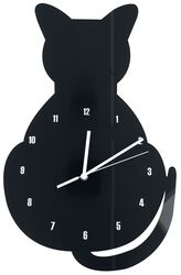 Acrylic Wall Clock  Chat