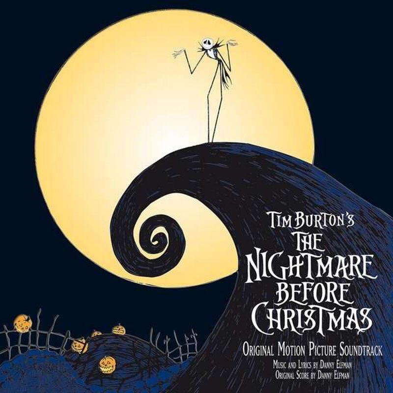 L'Étrange Noël De Monsieur Jack - Bande-Originale (Danny Elfman)