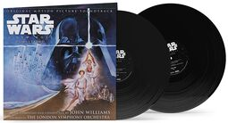 Star Wars - Un Nouvel Espoir - Bande-Originale (John Williams)
