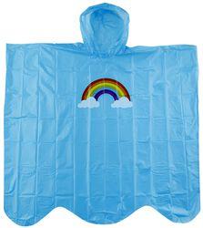 Rain Poncho - Rainbow
