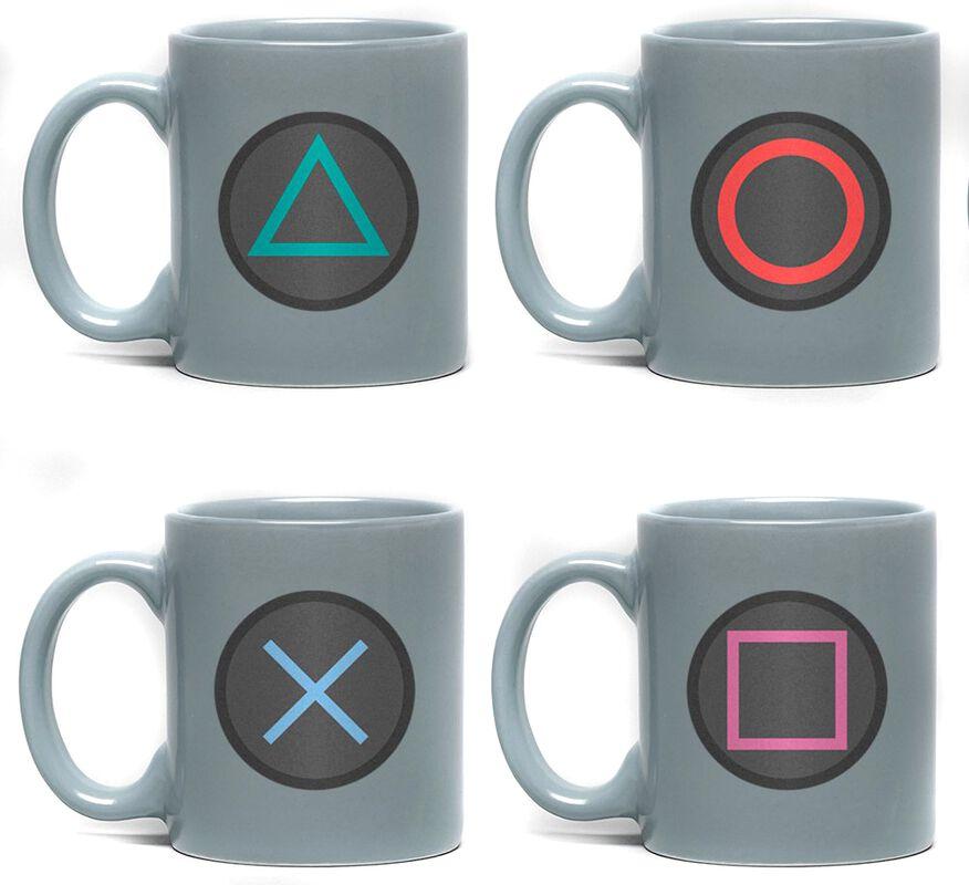 Boutons - Set De Tasses Espresso