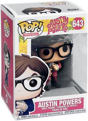 Austin Powers Figurine En Vinyle Austin Powers 643