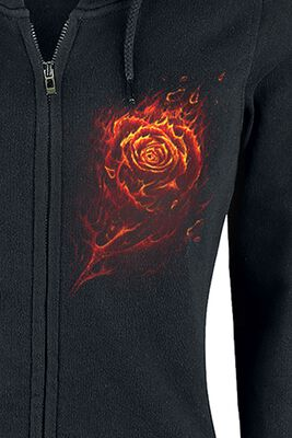 Rose Brûlée