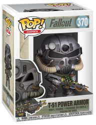 Figurine En Vinyle T-51 Power Armor  370
