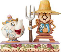 Figurine Mrs Samovar & Big Ben