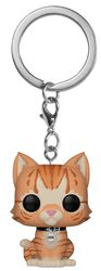 Goose the Cat - Pocket POP! Keychain
