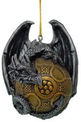 Boule De Noël Dragon
