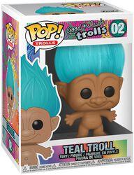 Troll Teal - Funko Pop! n°02