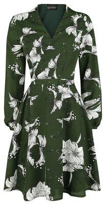Robe Portefeuille Motif Floral