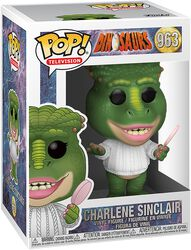 Charlène Sinclair- Funko Pop! n°963