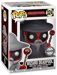 Figurine En Vinyle Wizard Deadpool 324