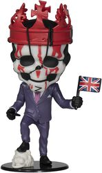 Watch Dogs Legion - King Of Hearts (Ubisoft Heroes Collection) Figurine Chibi