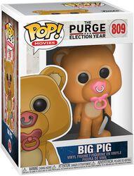 The Purge Election Year - Big Pig - Funko Pop! n°809