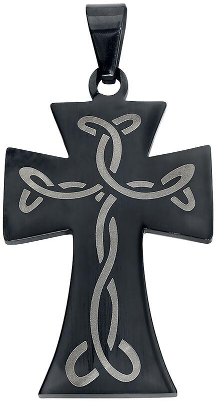 Croix Celtique Tribale