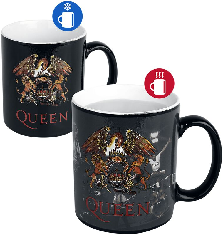 Crest - Mug Thermoréactif