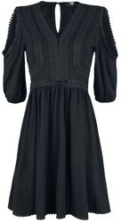 Robe Style Boho Black Premium