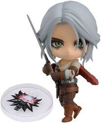 The Witcher 3 - Wild Hunt - Ciri Nendoroid