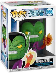 Super-Skrull - Funko Pop! n°566