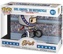 Evel Knievel Evel Knievel (Pop! Rides) - Funko Pop! n°101