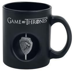 Maison De Stark - Mug Avec Spinner