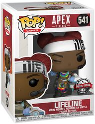 Lifeline (Tenue Tie Dye) -Funko Pop! nº541