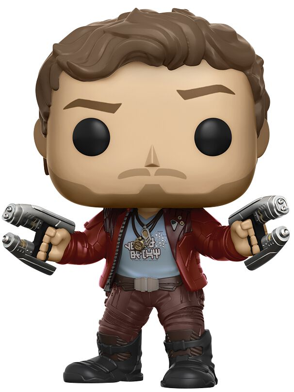 figurine pop star lord