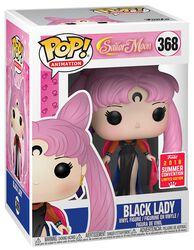 Figurine En Vinyle SDCC 2018 - Black Lady  368