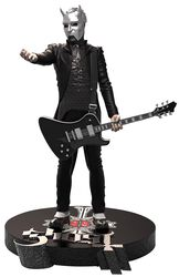 Rock Iconz Statue Nameless Ghoul (Black Guitar)