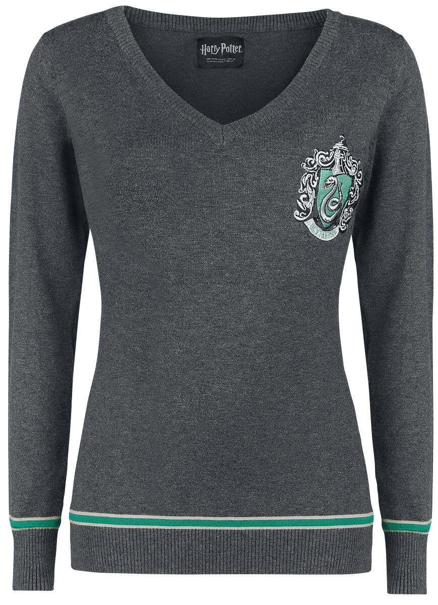 Serpentard Harry Potter Pull Tricote Emp