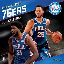 Philadelphia 76ers - Calendrier 2021