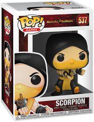 Scorpion Vinyl Figure 537
