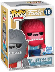Fantastik Plastik - Wolfgang (Funko Shop Europe) - Funko Pop! n°18