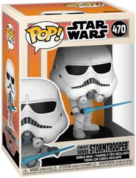 Concept Series - Stormtrooper - Funko Pop! n°470