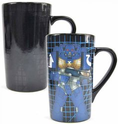 Space Wolves - Mug Thermo-Réactif